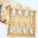 christmas spoons