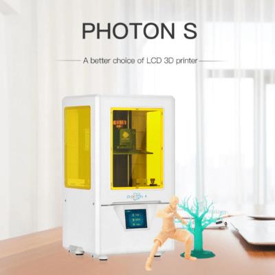 photon s 3d printer